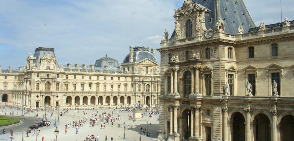 フランスの宮殿
