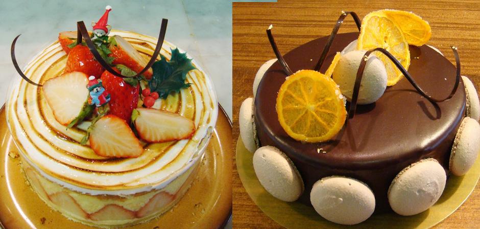 スペシャルケーキ