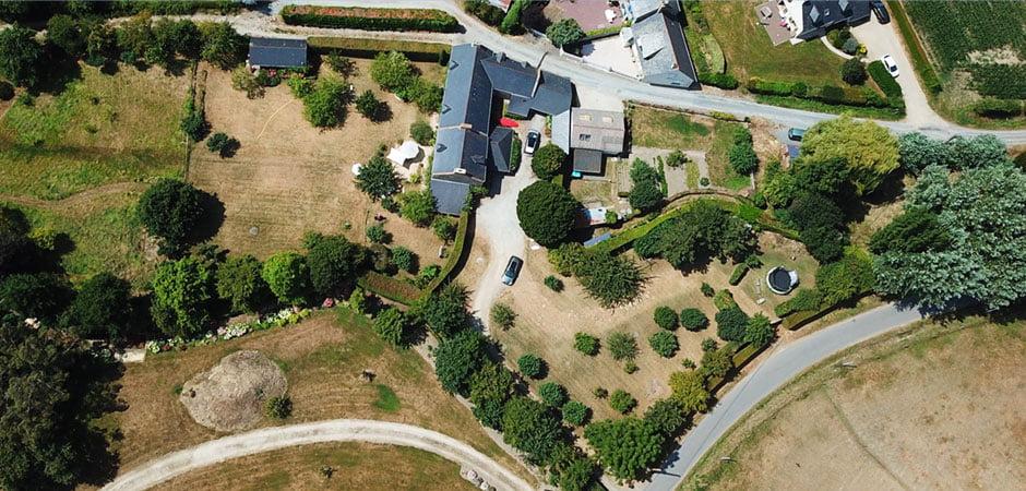 ブルターニュの別荘