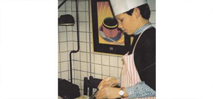 フランス料理シェフ