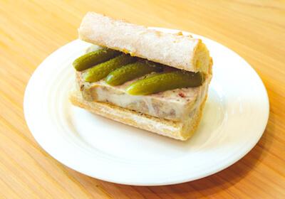 サンドイッチ・テリーヌ