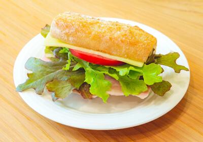 サンドイッチ・パリジャン